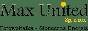 Max United - Fotowoltaika - Słoneczna Energia